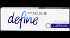 1 Day Acuvue Define (Plano) 30pk